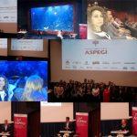Entrega de Premios ASPEGI a la empresaria y directiva/profesional de Gipuzkoa