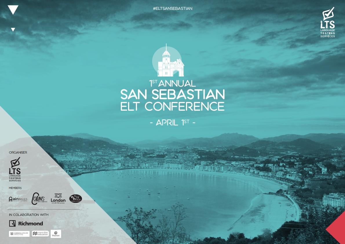 Well and Will participa en la organización de la 1ºConferencia ELT (English Language Teaching) en San Sebastián