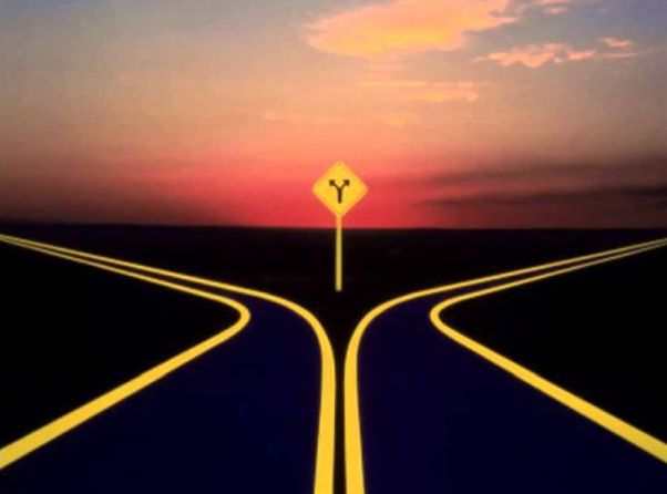 Critical Thinking Leads to Correct Decision-Making - A Fork in the Road