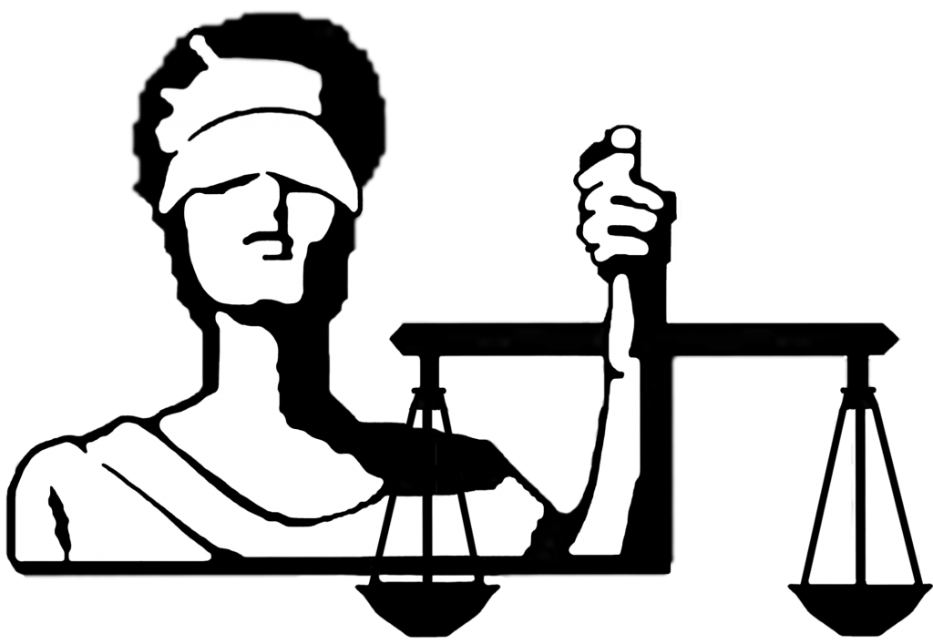 Lady Justice - Critical Thinking Leads to Correct Decision-Making